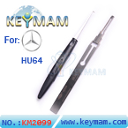 Lishi HU64-2  Mercedes trunk lock pick tool