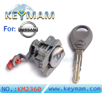 Nissan TIIDA  left  door lock