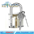 Practice Padlocks Lock for Locksmith with keys