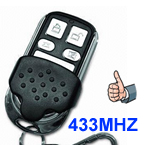 SL-QNRD027-433 Self-learning Remote control 433MHZ fixed frequency
