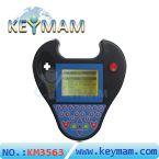 [Out Of Stock]Mini Type Smart Zed-Bull Key Programmer Black Color No Tokens Limitation