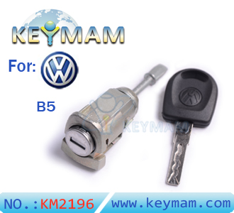 VW B5 door lock