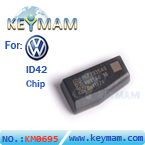 vw Jetta ID42 chip carbon