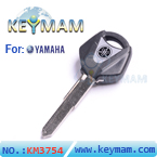 Yamaha motocycle transponder key shell