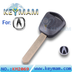 Acura Transponder Key Casing