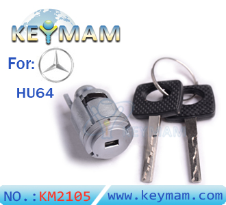 Benz HU64(2 track) ignition lock