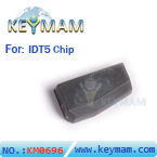 blank T5-ID20 chip carbon