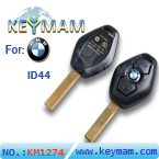 BMW HU92 ID44 transponder key
