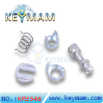 BMW door lock repair kit (left door)