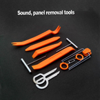 Car Radio Install Panel Plastic Trim Removal Tool 12in1