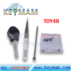 New type car key combination tool TOY48