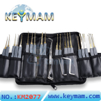 Hot Locksmith tool Goso 20 pcs Lock Pick Tools, House Lock Pick Tool