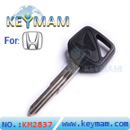 Honda motorcycle transponder key shell