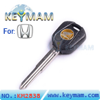 Honda motorcycle key shell