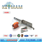 VW AUDI HU66 Door locks Pick & Reader 2-in-1 tool