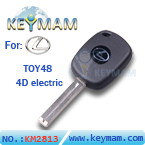 Lexus 4D Electric Key (41mm)