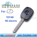 Lexus 4D Electric Key (46 mm)