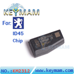 Peugeot ID45 chip carbon