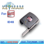 Seat ID48 filp remote key head