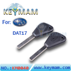 Subaru transponder key shell