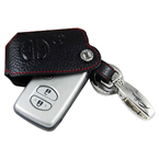 Toyota Camry Highlander Crown land cruiser  Leather Car Key Case