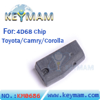 Toyota 4D68 chip (Carbon)