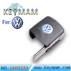 VW filp remote head shell(square)