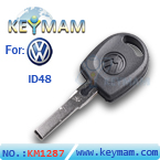 VW Passat ID48 transponder key