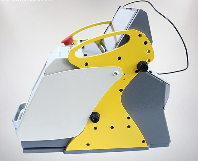 Locksmith Tool SEC-E9 All In One Key Cutting Machine More Useful Cutting Than Wenxing Key Cutting Machine